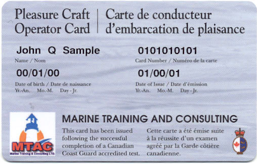 BOATERexam.com® | Official Safe Boating Course Canada